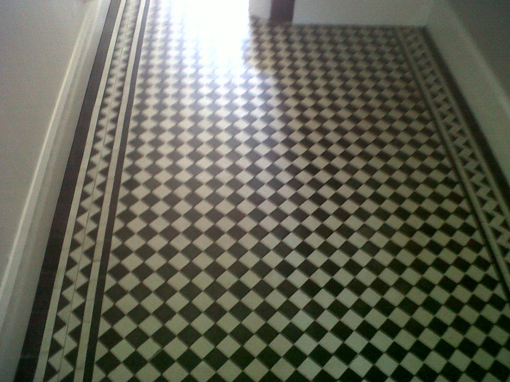 Staffordshire Cleaning And Maintenance Advice For Victorian Tiled