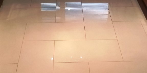 Grout Colouring Ceramic Floor Tiles in Tamwoth